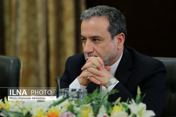هیأت مذاکره کننده ایرانی به ریاست عراقچی وارد وین شد
