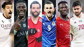 معرفی بهترین مهاجمان لیگ قهرمانان توسط AFC با حضور یک ایرانی