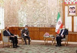 لاوروف: نامه رهبری به پوتین طرح امضای توافق جامع ایران (IRAN) و روسیه بود