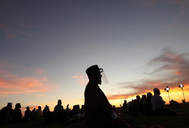 مردم افریقای در انتظار ماه رمضان