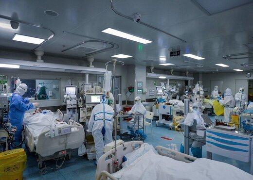 بیمارستانها مملو از بیماران کرونا / بهترین زمان مراجعه مبتلایان به پزشک