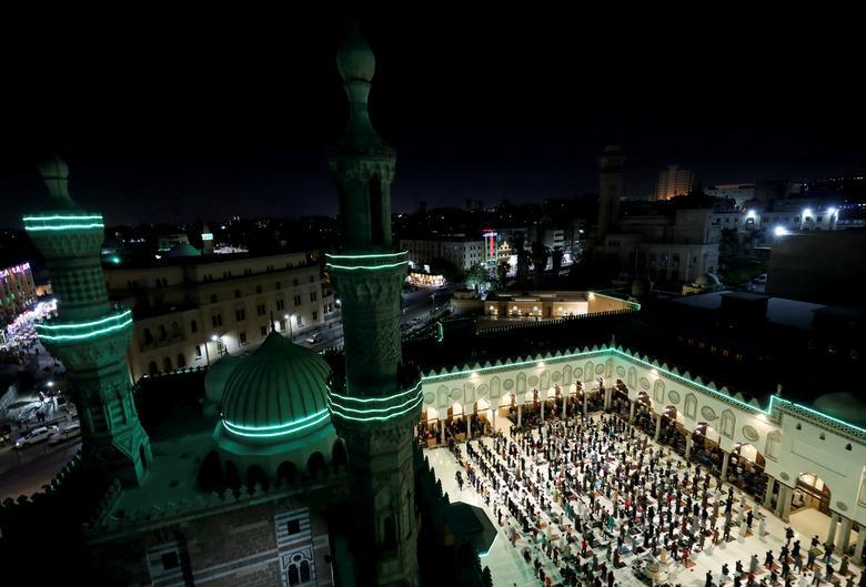 رمضان کرونایی در مصر