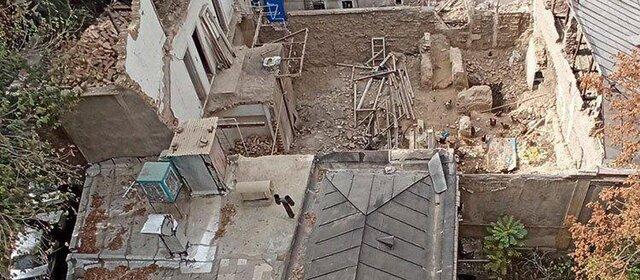 تخریب خانه «سرلشگر ضرابی» با رای دیوان عدالت اداری