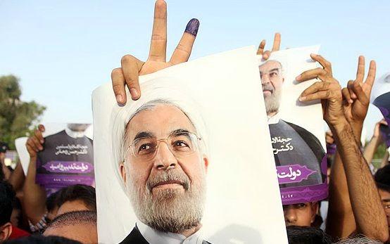 پیروزی روحانی
