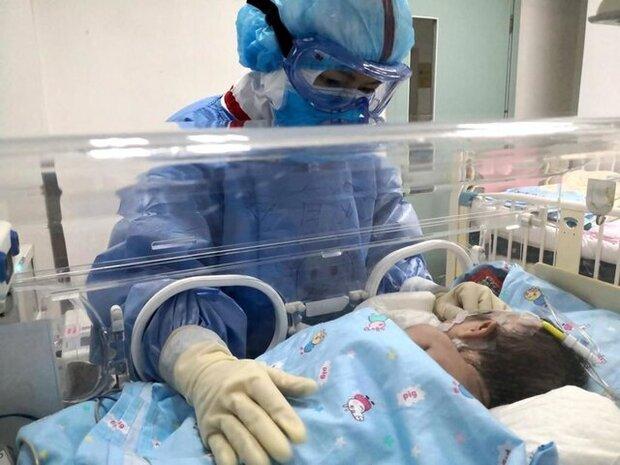 لرستان/ مرگ نوزاد یک ماهه به دلیل کرونا