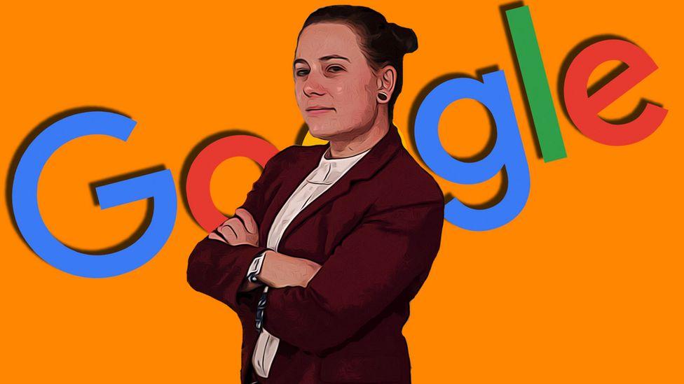 شکایت کارمند علیه گوگل