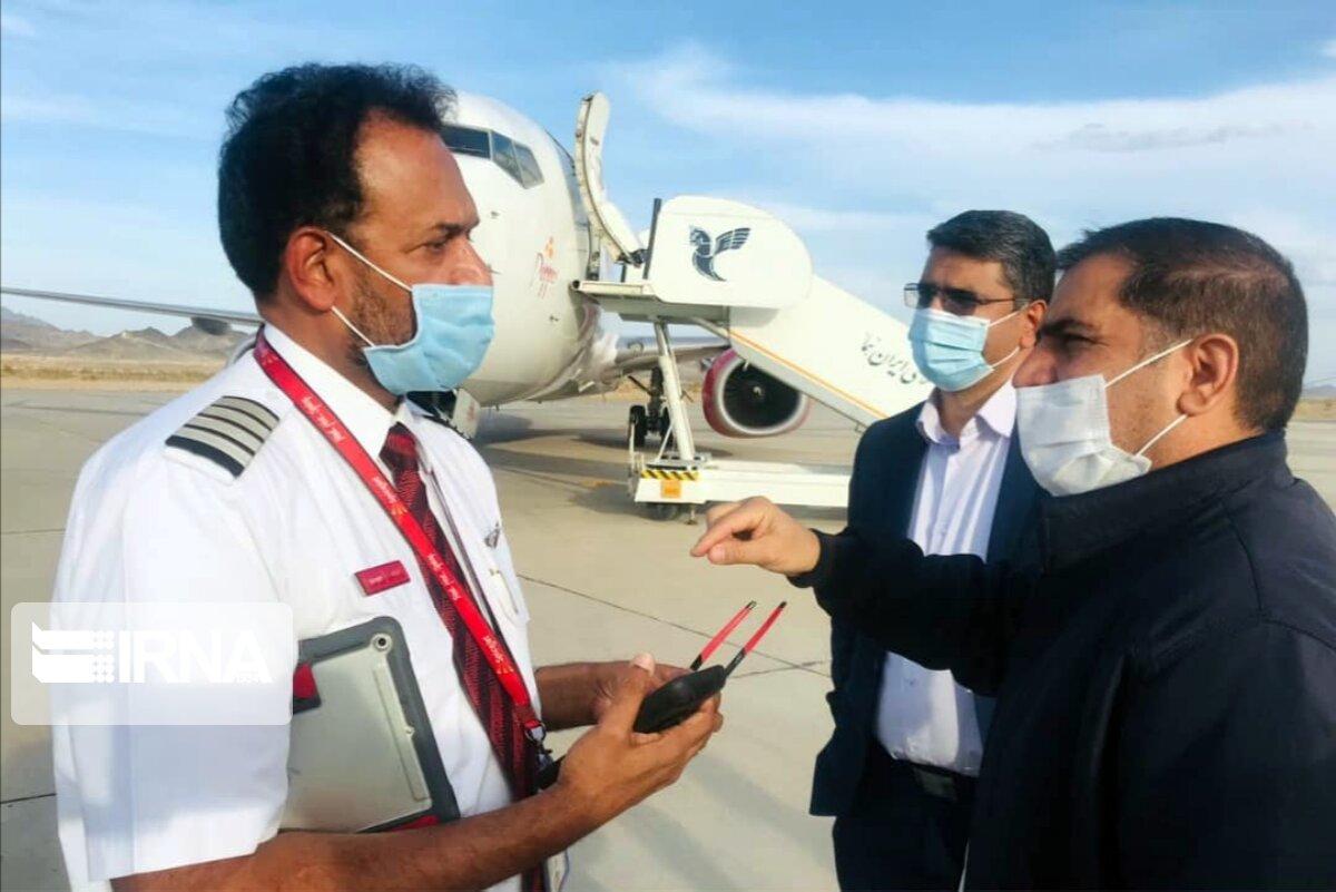 هواپیمای بویینگ ۷۳۷ هندوستان