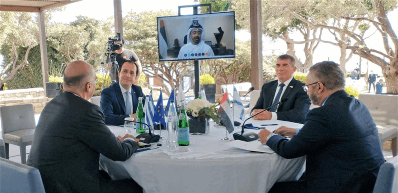 اسرائیل، امارات، یونان و قبرس به دنبال