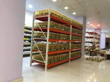 روغن نباتی در فروشگاه های حزب الله در لبنان