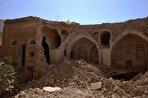یک خانه تاریخی ارزشمند دیگر در کازرون تخریب شد/ خانه مختاری، بیش از دویست سال قدمت داشت (فیلم)