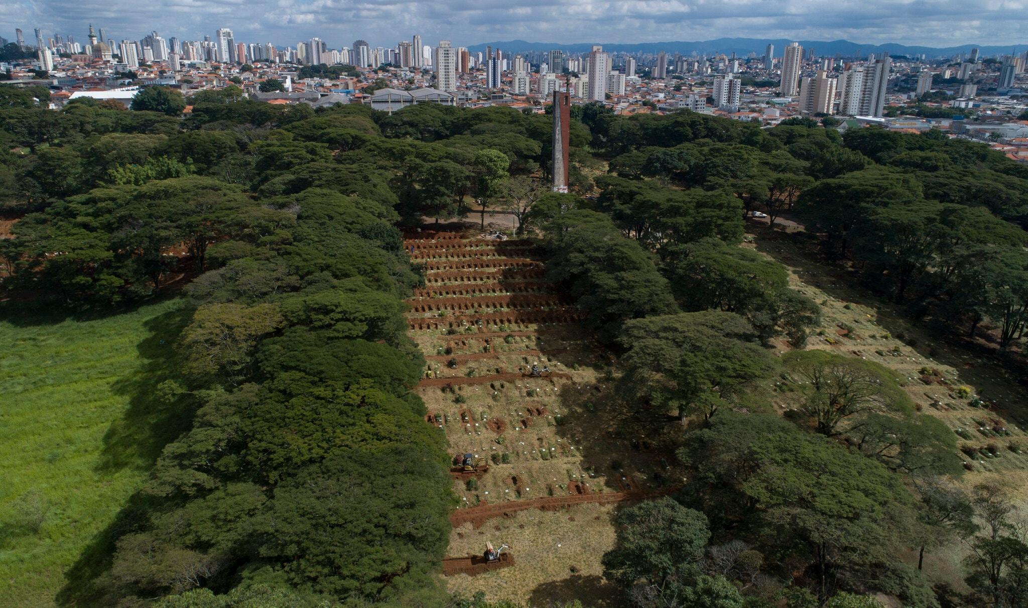 قبرستان برزیل
