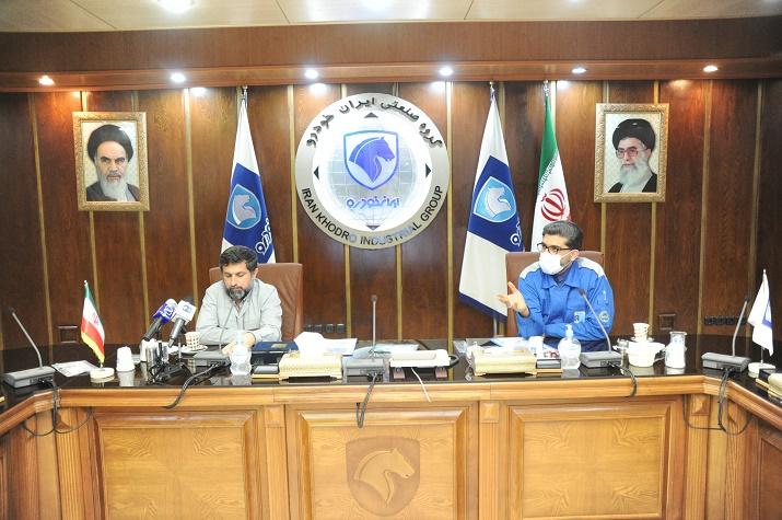 مدیر عامل ایران خودرو اعلام کرد: تولید ۵۰ هزار دستگاه  خودرو تارا در سال ۱۴۰۰