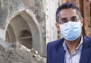 توضیحات شهرداری کازرون: خانه تاریخی مختاری بدون مجوز ما تخریب شد