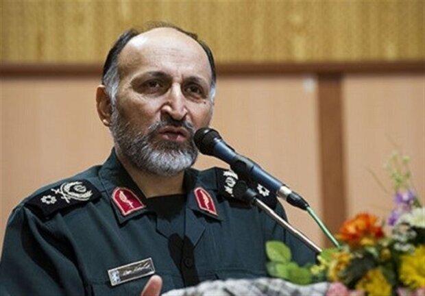 تشییع پیکر سردار حجازی فردا سه شنبه در اصفهان
