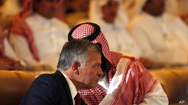 شاه اردن