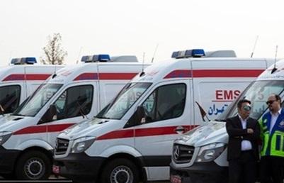 فراخوان جذب داوطلب اورژانس ۱۱۵ تهران