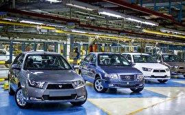 فروش ۳۷ هزار دستگاه خودرو در 30 روز فروردین 1400