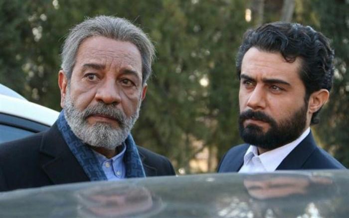 بازیگر نقش محمد مامور امنیتی سریال گاندو