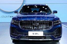 Xingyue L؛ کراس اوور جدید جیلی با نگاهی به آئودی و سطح 2 رانندگی خودران (+عکس)