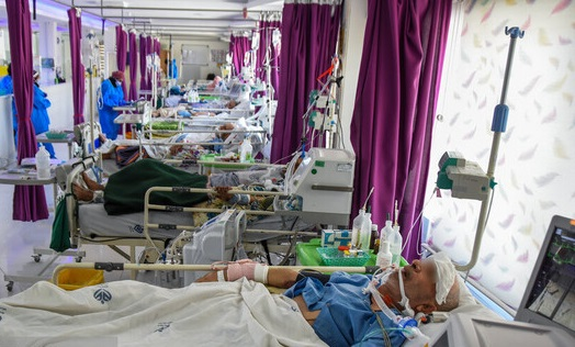 جزئیات شیوه جدید پذیرش کرونایی ها در بیمارستان