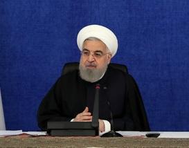 روحانی: همه کارهای امام(ره) بر مبنای حکمت، خرد و مصلحت بود/ به ارتش و سپاه افتخار میکنیم