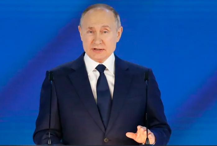 هشدار پوتین به غرب: زیاد از حد با ببر روسیه گلاویز نشوید