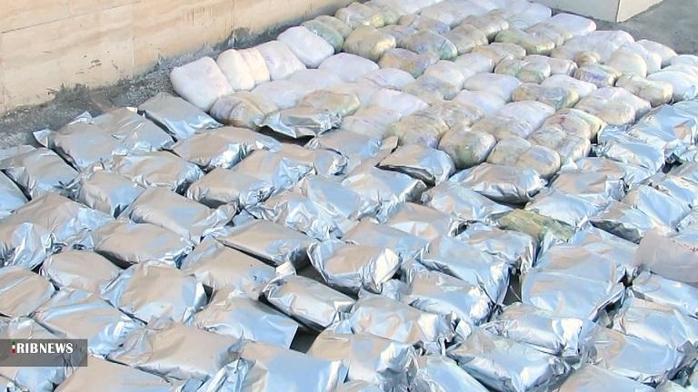 کشف بیش از ۲۱ تن موادمخدر در هفته گذشته/ دستگیری ۷۰۰۰ متهم