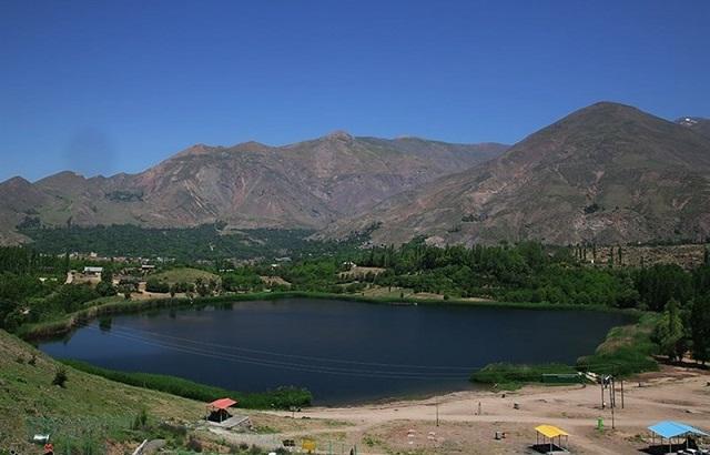 ناقوس مرگ «دریاچه اوان» الموت به صدا درآمد