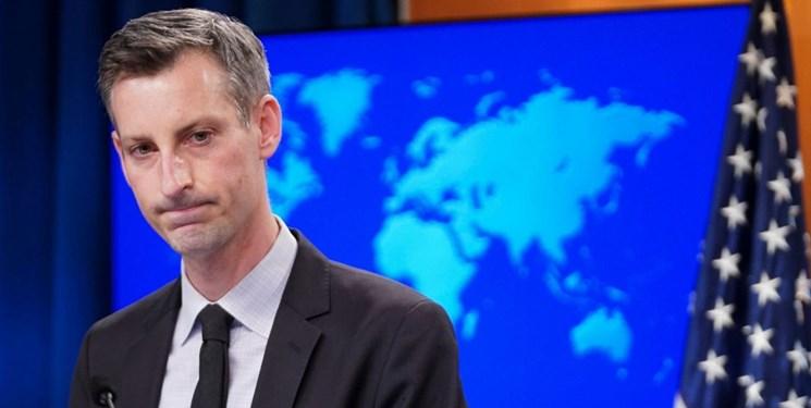 وزارت خارجه آمریکا: هرگونه دستیابی به توافق با ایران درباره تبادل زندانیان را رد می کنیم