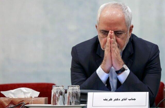 واکنش ظریف به سخنان رهبر انقلاب: بسیار متاسفم