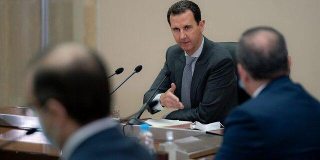 فرمان عفو عمومی «بشار اسد» برای محکومان کیفری