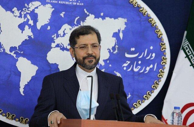 وزارت خارجه: خبر تبادل زندانیان بین ایران و آمریکا تأیید نمیشود