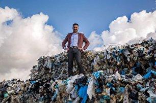 ساخت خانه با کیسههای پلاستیکی در هلند (+عکس)