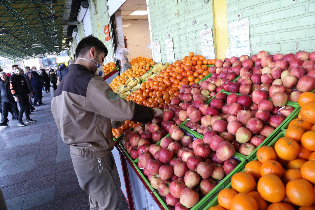 میادین میوه و ترهبار تهران سه شنبه تعطیل است