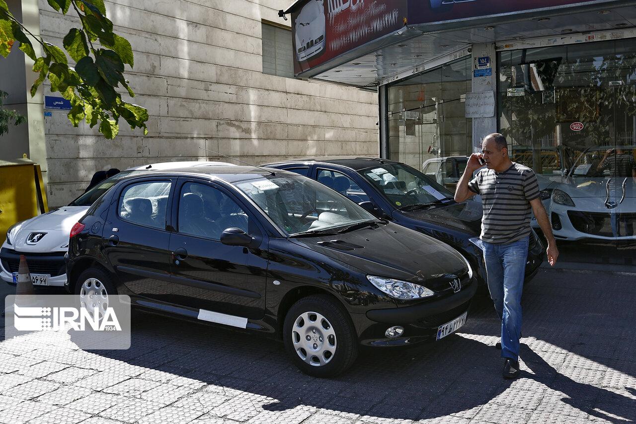 افزایش حدود 9 درصدی قیمت خودرو