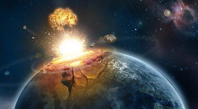 مانور برخورد سیارک فرضی به زمین