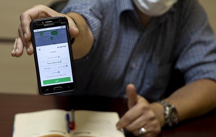 رانندگان تاکسی های اینترنتی: کسی برایمان تره خُرد نمی کند