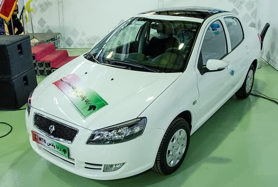 اعلام رسمی مشخصات رانا پلاس 6 دنده با سقف شیشه ای از سوی ایران خودرو (+عکس)