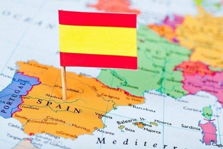 کاهش ۷۵ درصدی گردشگری در اسپانیا
