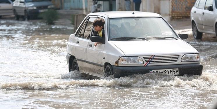 هشدار وقوع سیلاب موقت در برخی مناطق/ ممنوعیت تردد و توقف در کنار رودخانهها
