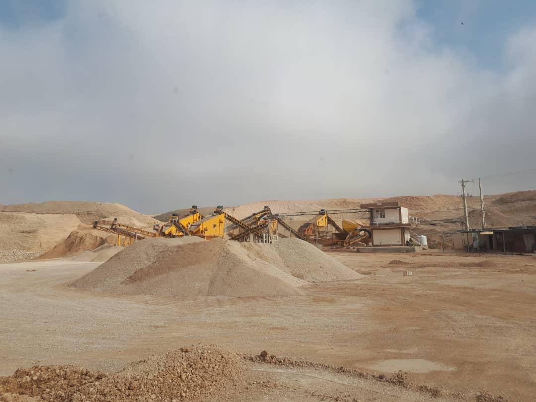 خوزستان/ تعطیلی ۵۰ کارخانه تولید شن و ماسه و بیکاری ۸۰۰ کارگر در رامهرمز