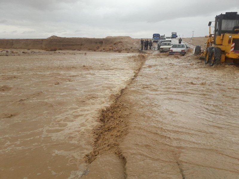 سیل و خشکسالی دو روی سکه بی تدبیری/ خشک ترین نقطه کشور را آب برد