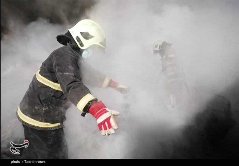 بیاحتیاطی، علت انفجار در شرکت تاژ قزوین/ مدیریت بحران: اگر آتش مهار نمی شد مانند زلزله کل شهرک صنعتی لیا را دچار تخریب میکرد