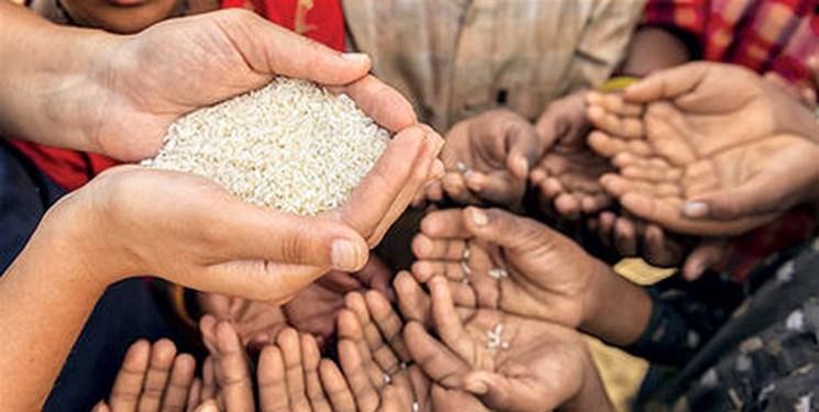 155 میلیون نفر در جهان بدون غذا