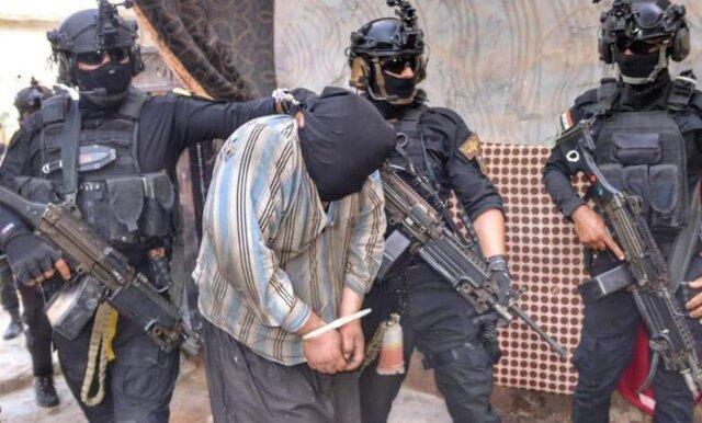بازداشت 3 سرکرده داعشی در کرکوک/ داعش 2 غیرنظامی عراقی را اعدام کرد