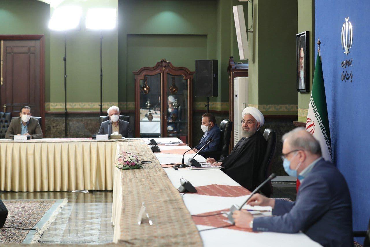 روحانی: واکسن کوپاستور اواخر اردیبهشت و واکسن برکت در خرداد ماه آماده بهره برداری خواهد بود