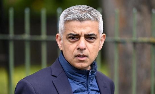 صادق خان برای دومین بار شهردار لندن شد