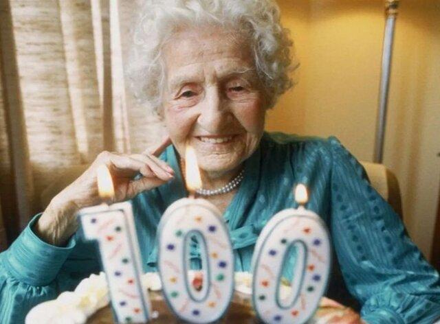 راز عمر طولانی بیش از ۱۰۵ سال کشف شد