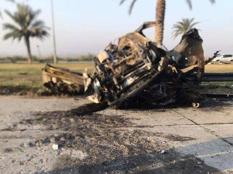 جزئیات عملیات ترور شهید سلیمانی