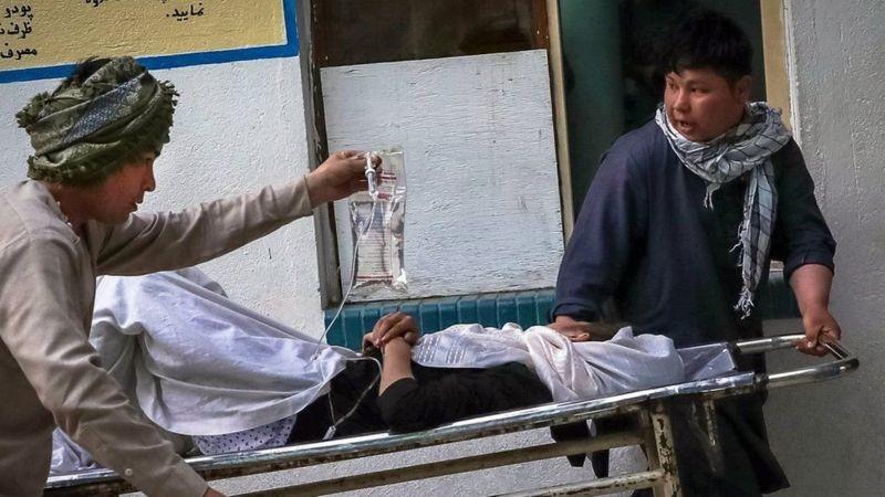 50 کشته در انفجار بمب نزدیک مدرسه دخترانه کابل